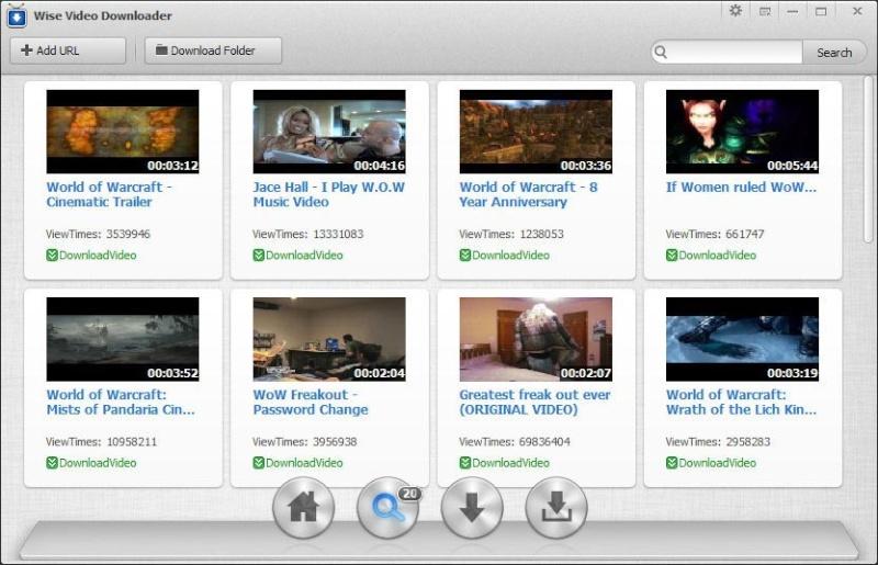 Wise Video Downloader 2.53.102 - Αναζητήστε και κατεβάστε τα αγαπημένα σας βίντεο από το YouTube Search10