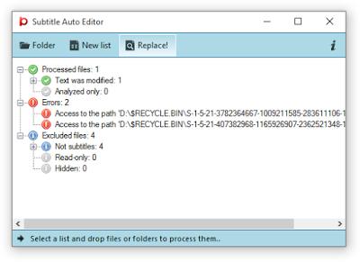 Subtitle Auto Editor 4.2.1 Subtit10