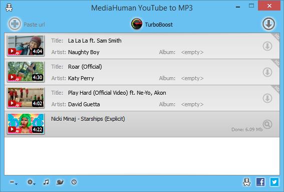 MediaHuman YouTube to MP3 Converter 3.9.9.11 Thumbn10