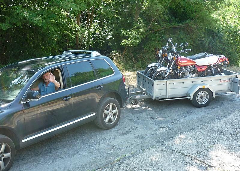Comment transportez vous votre moto ? - Page 5 Gis310