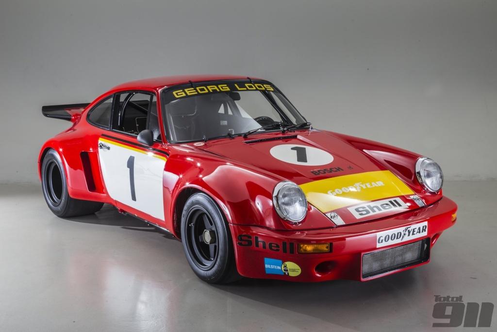 "Porsche Carrera RSR ""groupe 4"" 1974-910"