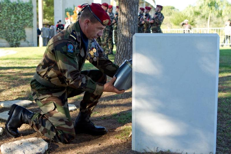 général BIGEARD , FREJUS 2012 Bigear15
