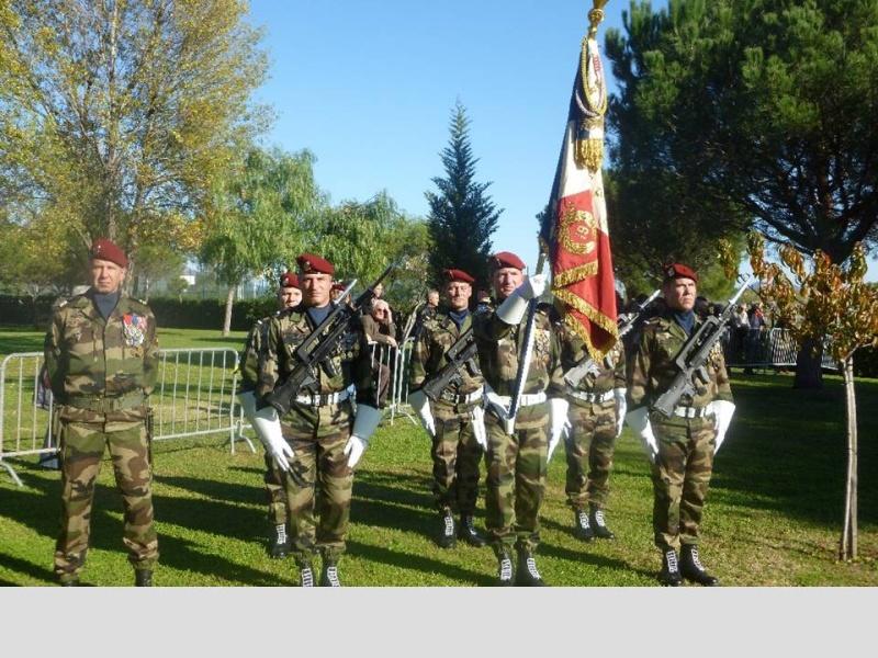 général BIGEARD , FREJUS 2012 Diapos10