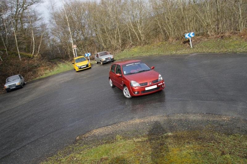 Clio 2 RS2 et Golf 2 Rats Doui08 Dsc06810