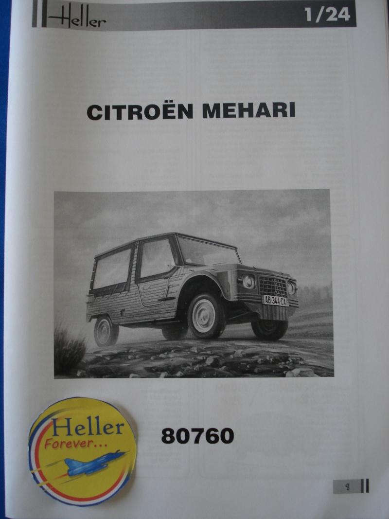 CITROEN MEHARI ref 80760 1/24e Dsc05664