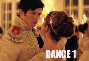 Défi Cartes Period Dramas Dance110