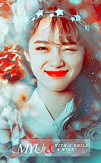MYŪ - a wink & a smile Avatar10