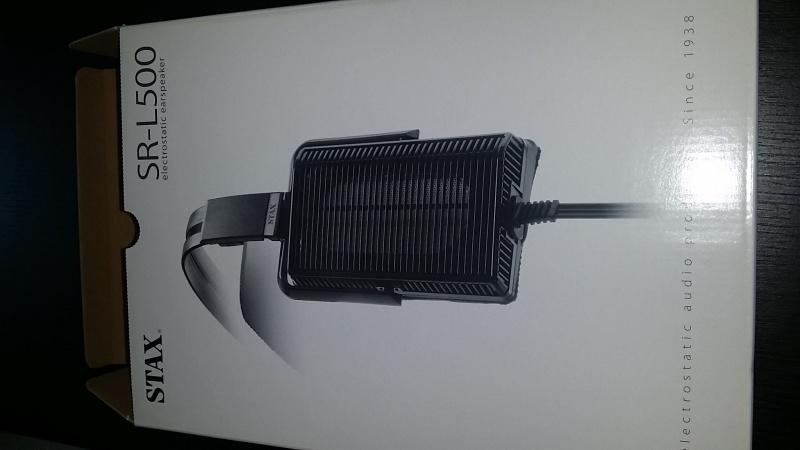 Stax SR-L500  20160611