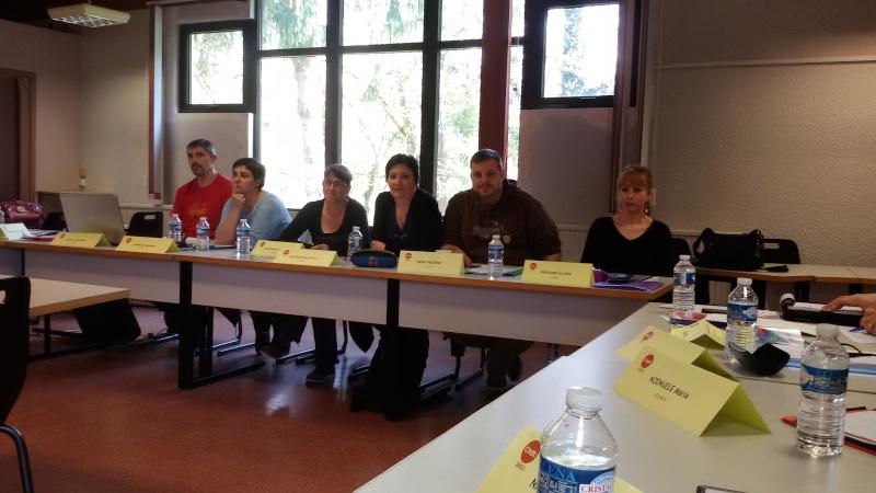 "AVRIL 2016 : Formation ""Pratique de la syndicalisation"" 20160411"