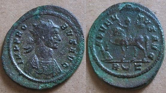 Ma collection de monnaies de PROBVS - Acte II - Page 17 Probus12