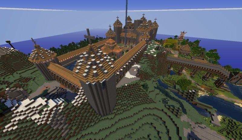 Les plus grosse constructions sur MVWild Benbro10
