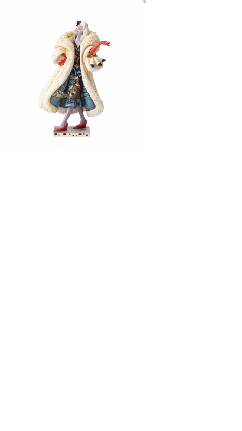 Disney Traditions by Jim Shore - Enesco (depuis 2006) Cruell10
