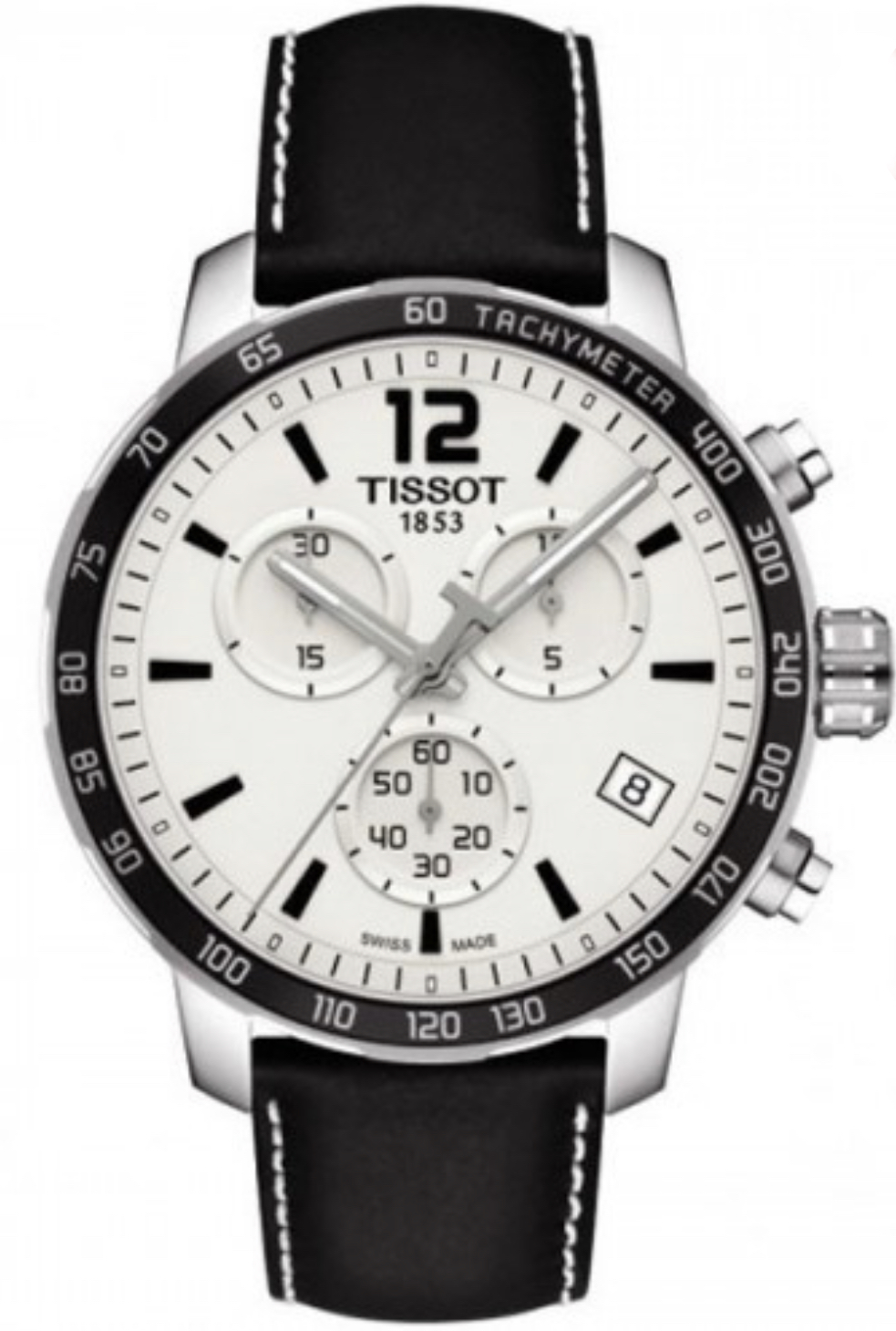 Tissot - [VENDU] Tissot Chrono fonds blanc  A9fe9910