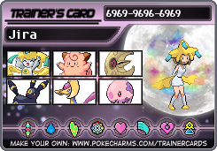 Concours Trainer Card  Traine10