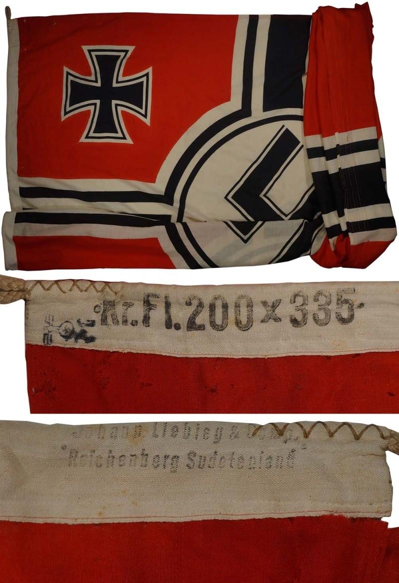 Authentification drapeau allemand K0053710