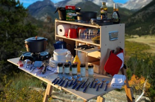 Outdoorsman : My Camp Kitchen (US) Outdoo10