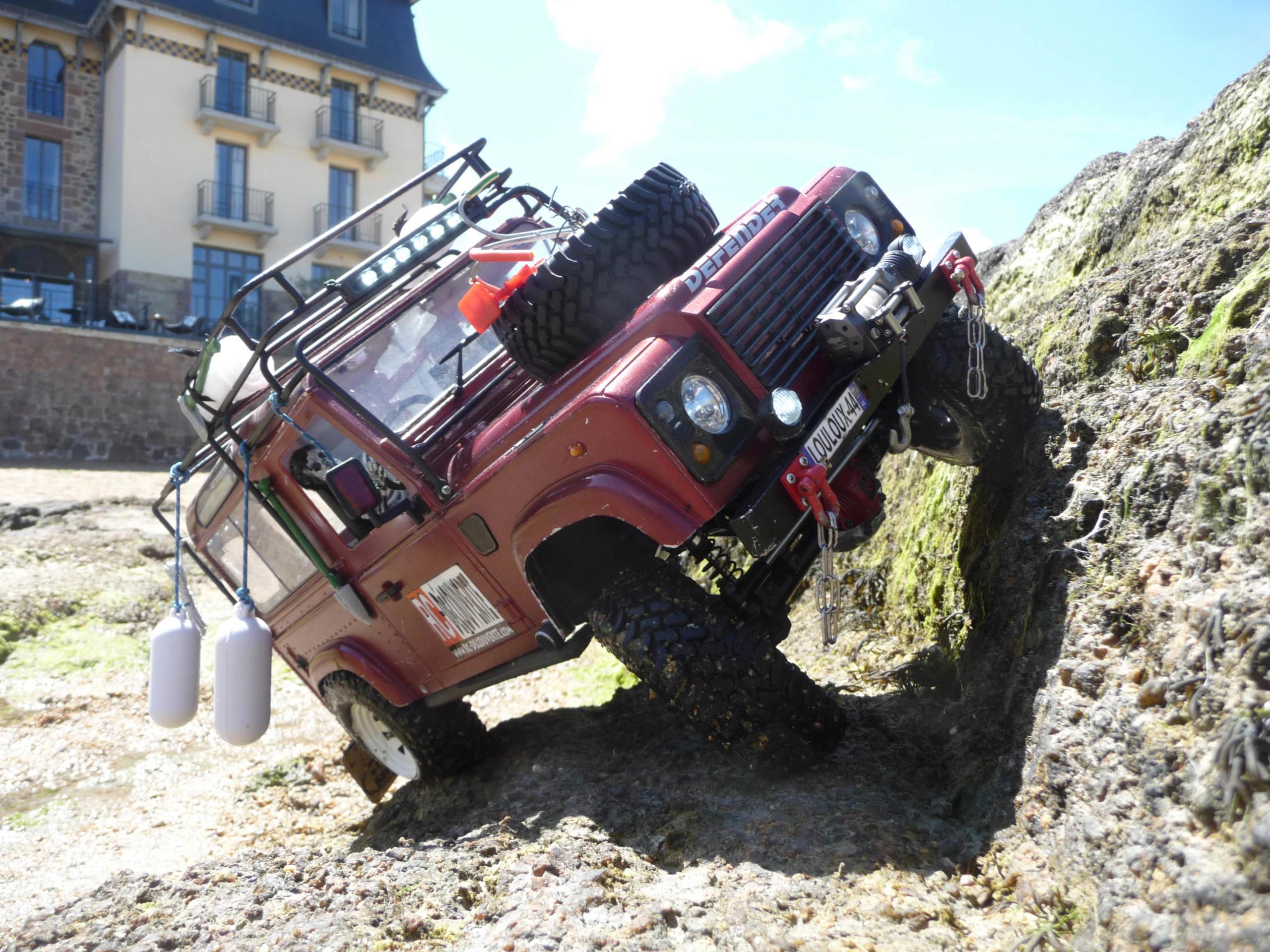 Sorties Rc Scale et Crawler tout terrain 4x4 à Nantes et Région Nantaise 44 Juillet 2020 4x4-pl27