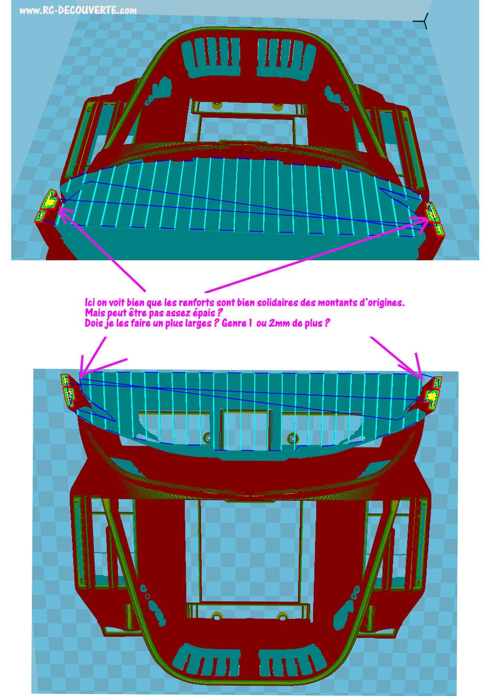 Camion Zil 131 6x6 impression 3D avec balancier totalement fait maison - Page 2 5-cabi12