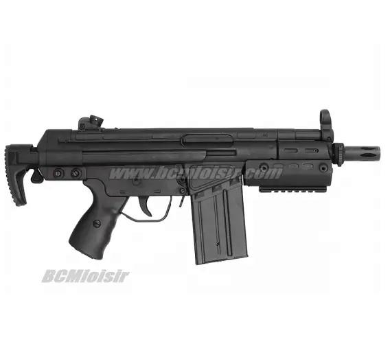 Truc de ouf prêté par Syrus en découverte : Combat Machine MP5 Airsof14