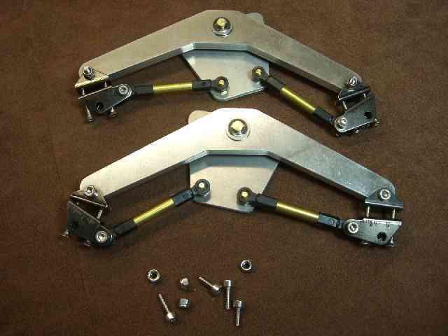 Fabriquer un Balancier pour 6x6 et 8x8 Scale Trial et Crawler fait maison et pas cher Art40110