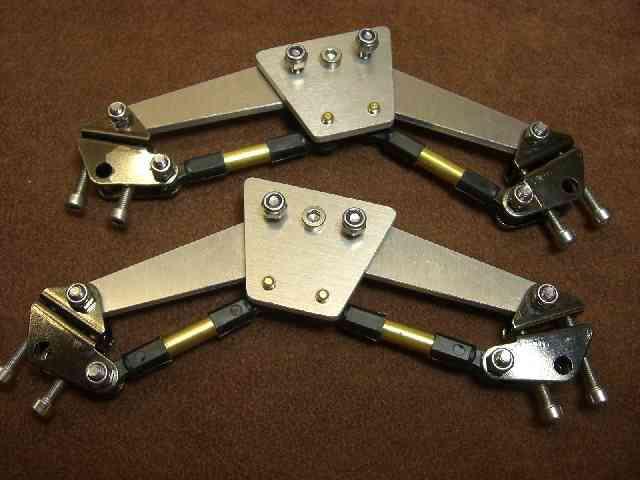 Fabriquer un Balancier pour 6x6 et 8x8 Scale Trial et Crawler fait maison et pas cher Art40111