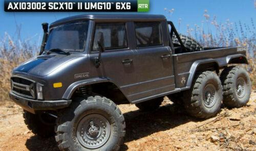 Camion Zil 131 6x6 impression 3D avec balancier totalement fait maison - Page 3 Axial-13