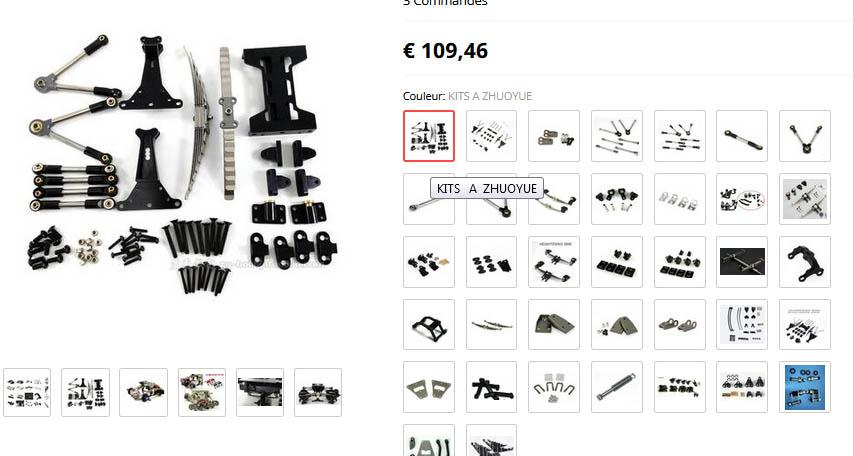 Fabriquer un Balancier pour 6x6 et 8x8 Scale Trial et Crawler fait maison et pas cher - Page 4 Balanc18