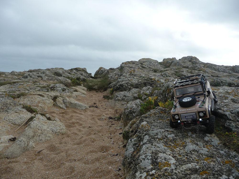 Sorties Rc Scale et Crawler tout terrain 4x4 en Loire Atlantique 44 Octobre 2020 - Page 2 Batz-116