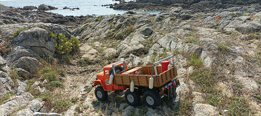 Organisation de sortie sur les plages de Batz sur Mer (44) Batz-424