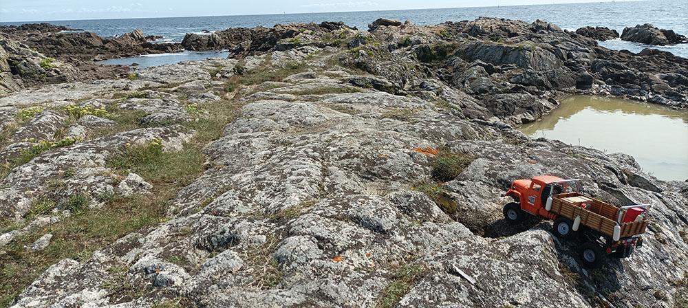 Organisation de sortie sur les plages de Batz sur Mer (44) Batz-425