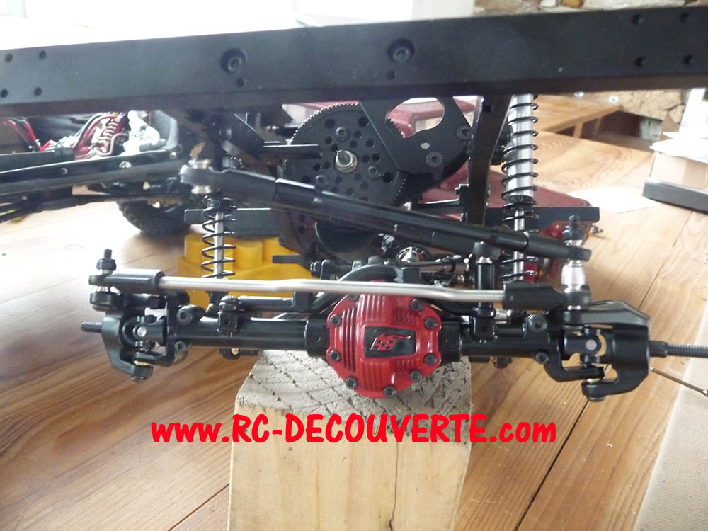 Chassis Boom Racing D90 D110 VS RC4WD Gelande 2 Boom-r12