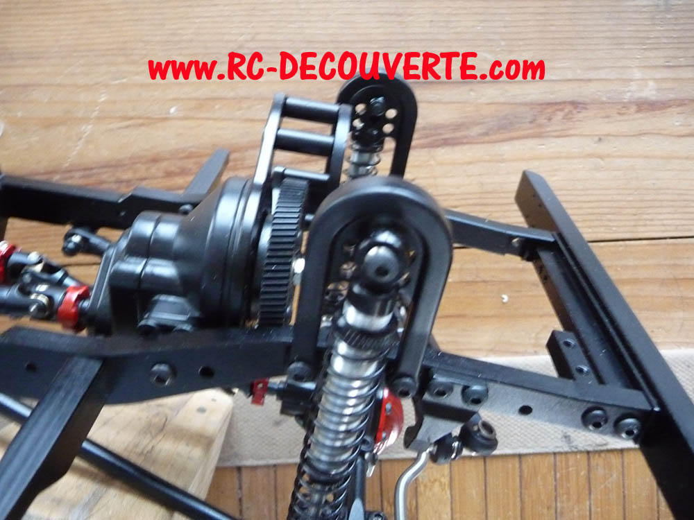 Chassis Boom Racing D90 D110 VS RC4WD Gelande 2 Boom-r13