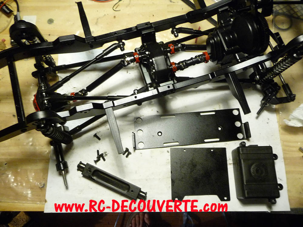 Chassis Boom Racing D90 D110 VS RC4WD Gelande 2 Boom-r16