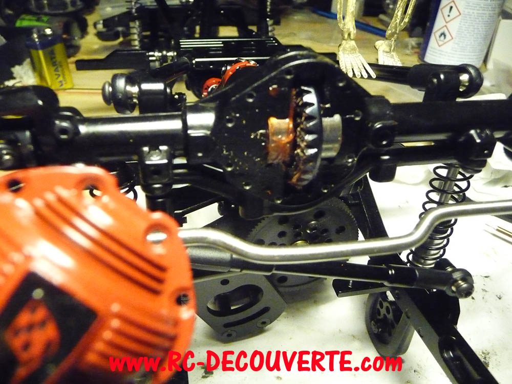 Chassis Boom Racing D90 D110 VS RC4WD Gelande 2 Boom-r17
