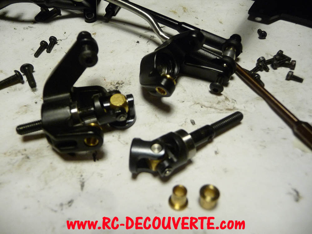 Chassis Boom Racing D90 D110 VS RC4WD Gelande 2 Boom-r18