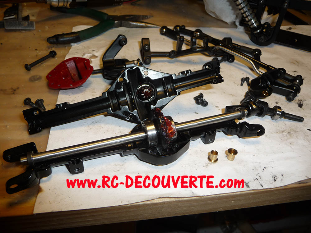 Chassis Boom Racing D90 D110 VS RC4WD Gelande 2 Boom-r19