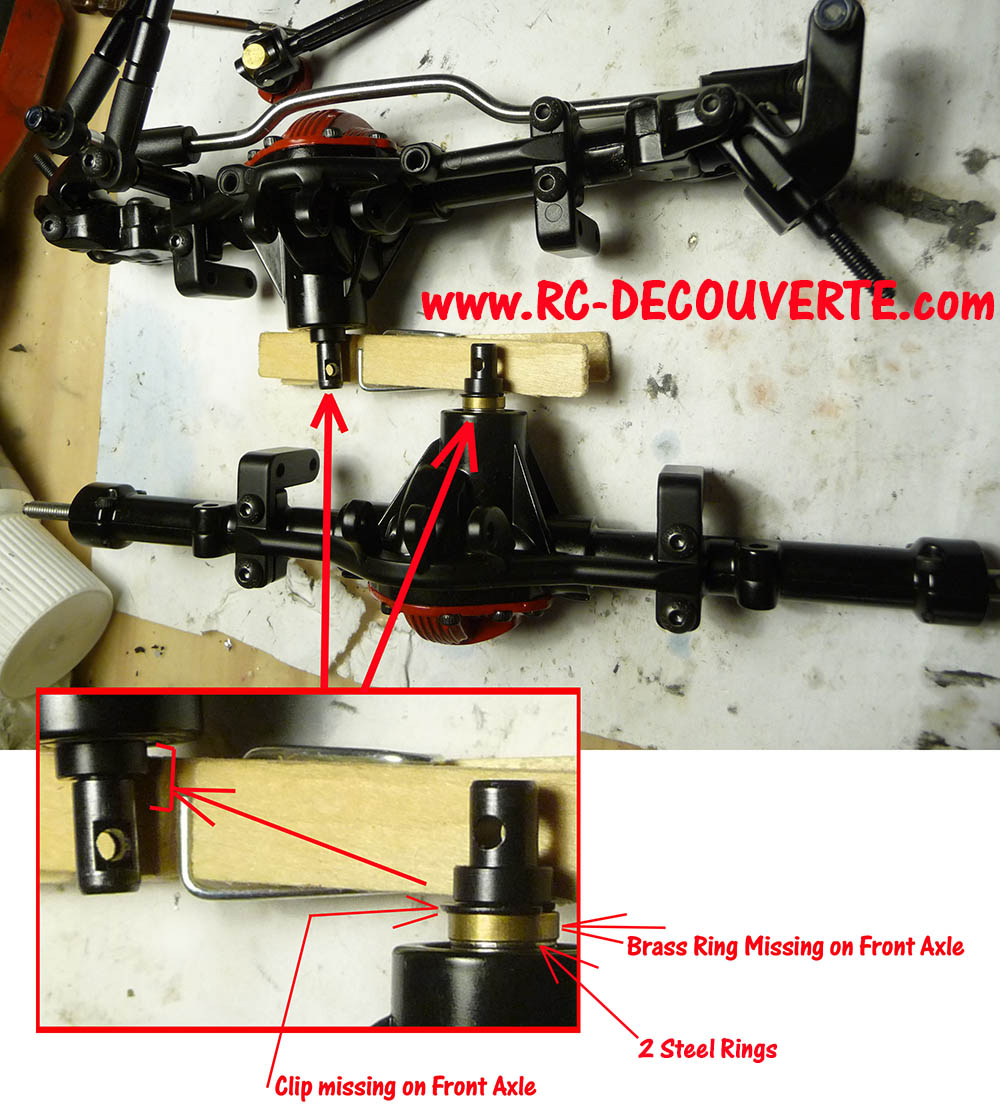 Chassis Boom Racing D90 D110 VS RC4WD Gelande 2 Boom-r23