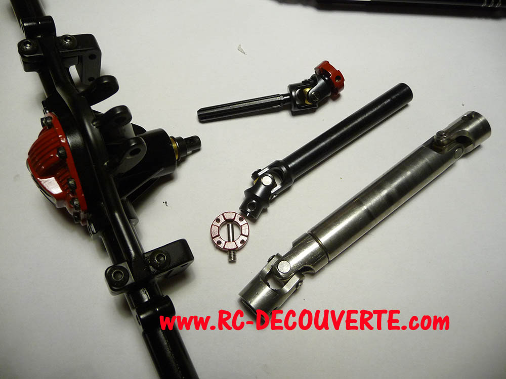 Chassis Boom Racing D90 D110 VS RC4WD Gelande 2 Boom-r24