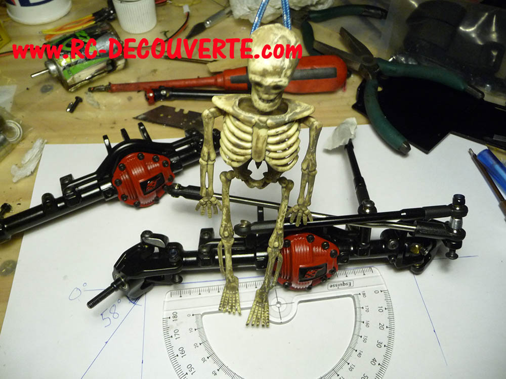 Chassis Boom Racing D90 D110 VS RC4WD Gelande 2 Boom-r25