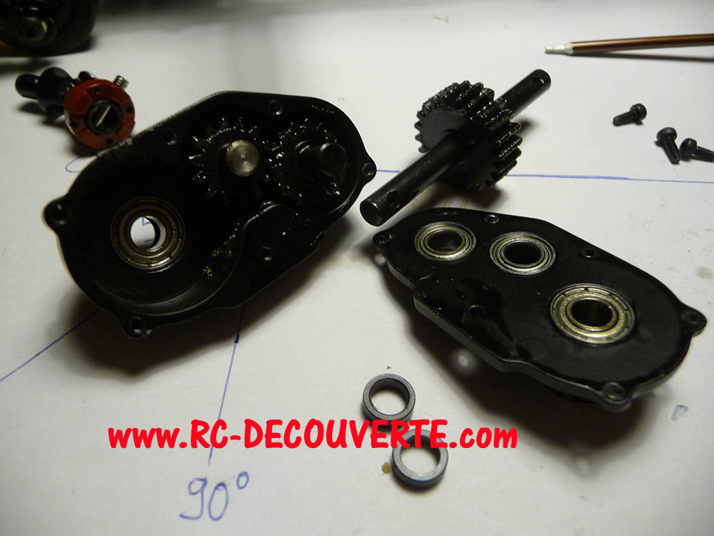 Chassis Boom Racing D90 D110 VS RC4WD Gelande 2 Boom-r27