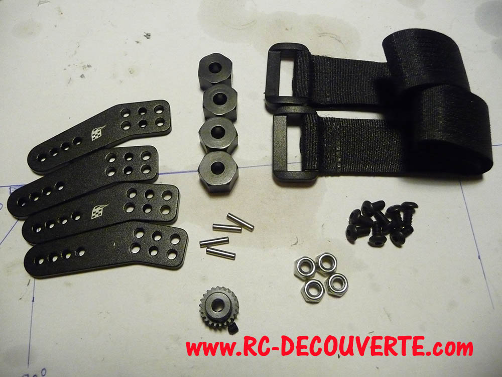 Chassis Boom Racing D90 D110 VS RC4WD Gelande 2 Boom-r31
