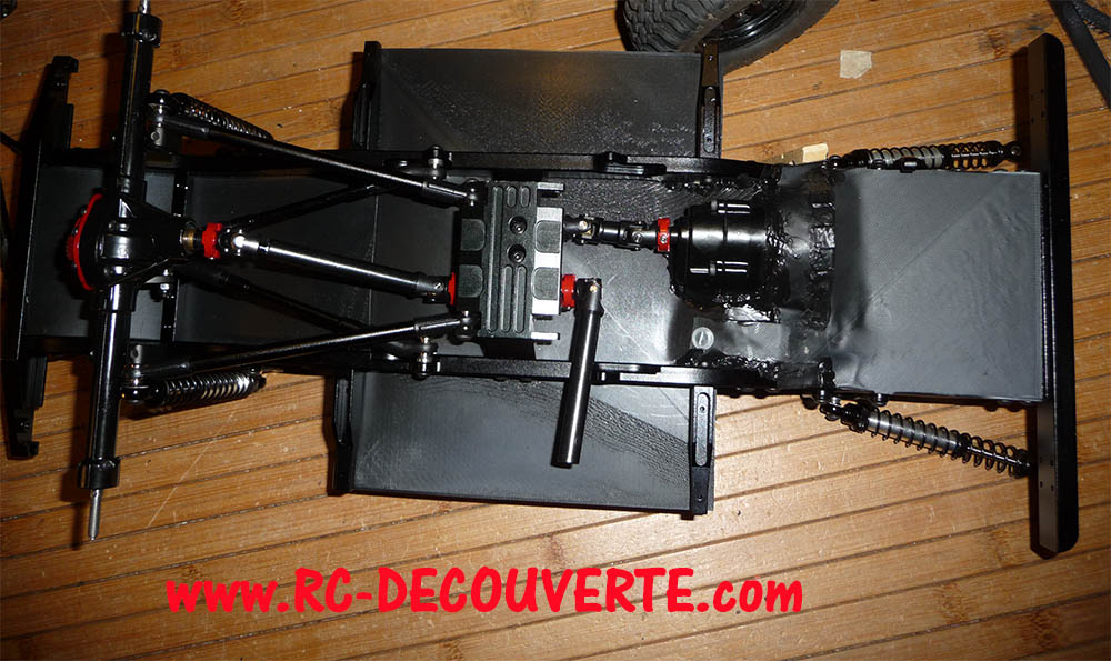 Chassis Boom Racing D90 D110 VS RC4WD Gelande 2 Boom-r33