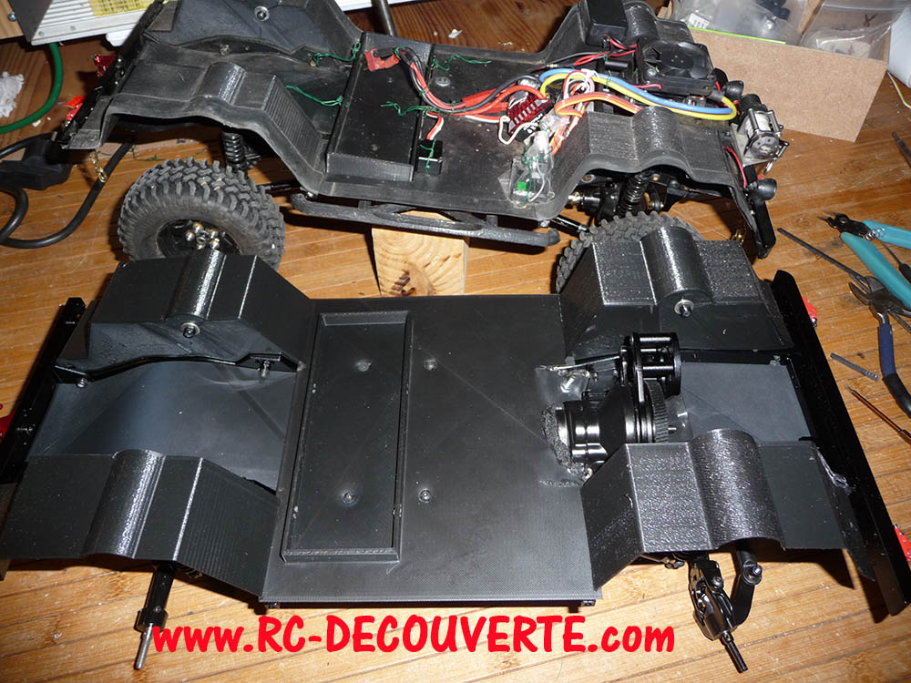 Chassis Boom Racing D90 D110 VS RC4WD Gelande 2 Boom-r34