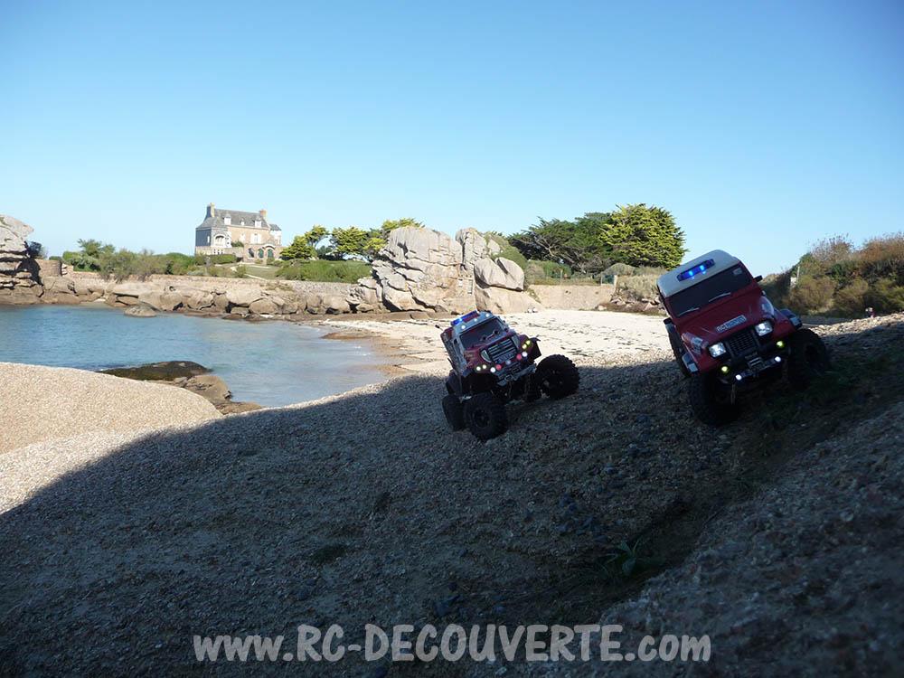 Photos de Rc Scale Trial et Crawler 4x4 6x6 8x8 des membres de Rc Decouverte - Page 3 Bretag13