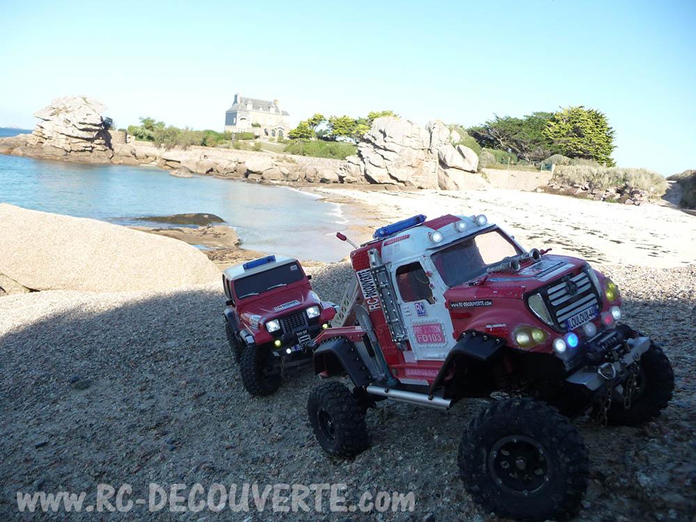 Photos de Rc Scale Trial et Crawler 4x4 6x6 8x8 des membres de Rc Decouverte - Page 3 Bretag14