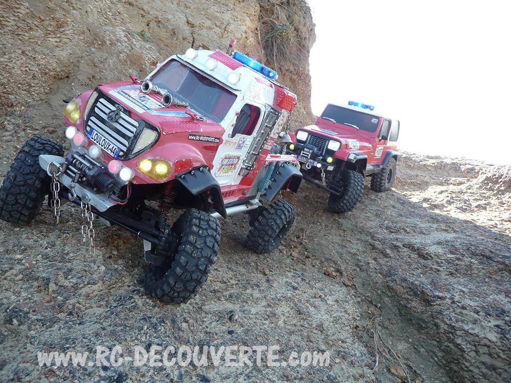 Photos de Rc Scale Trial et Crawler 4x4 6x6 8x8 des membres de Rc Decouverte - Page 3 Bretag16