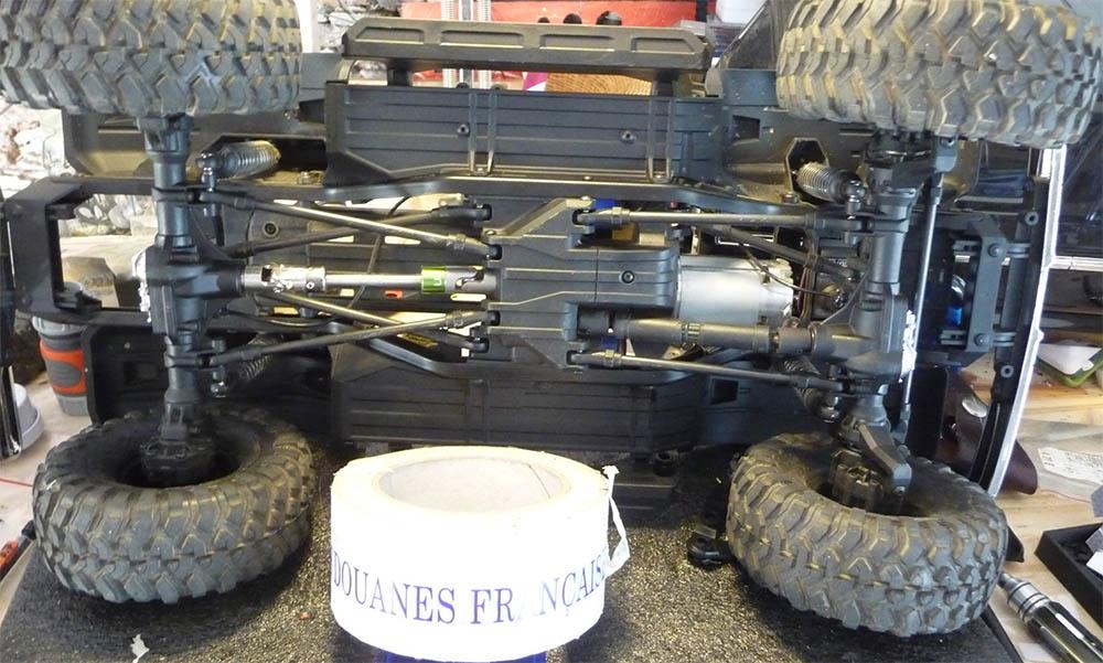 TRX-4 Bronco tombé du ciel chez Louloux Bronco12