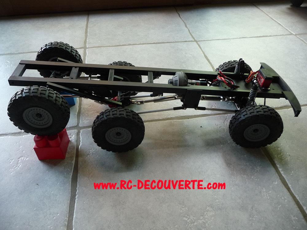 Camion Zil 131 6x6 impression 3D avec balancier totalement fait maison - Page 8 Camio100
