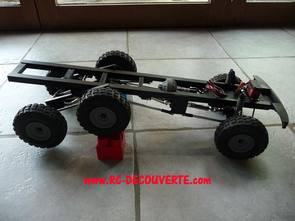 Camion Zil 131 6x6 impression 3D avec balancier totalement fait maison - Page 8 Camio101