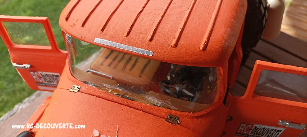 Camion Zil 131 6x6 impression 3D avec balancier totalement fait maison - Page 12 Camio135